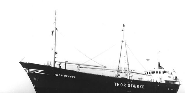 Thor Stærke