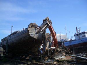 Nordlyset klippes i stykker d. 13/5 2016