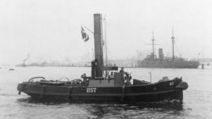 Bugserbåden Øst