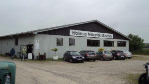 Hjallerup mekaniske museum